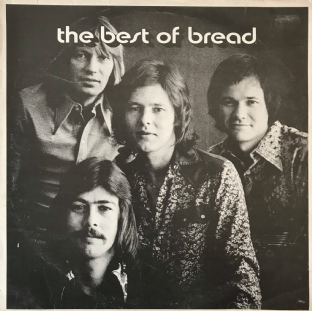 Bread ‎- The Best Of Bread  (LP) (VG-/G+)